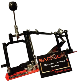 Pedale backick ovi_solution massimo_carrano signature_280